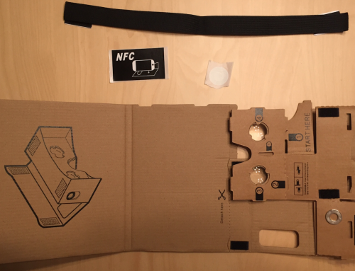 Google Cardboard: DIY Virtual Reality
