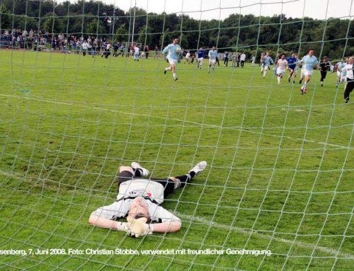 Hemmerden vs. Weissenberg: Werbung für Amateurfußball (2008)
