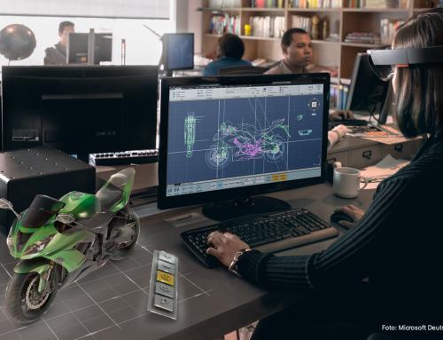 #rp17: Microsoft zeigt HoloLens